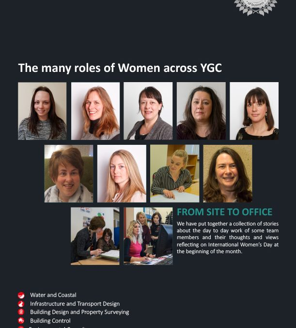 CELEBRATING 21 YEARS OF BUSINESS – The many roles of Women across YGC