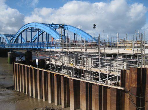 A548 Foryd Bridge, Rhyl