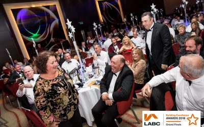 R L Davies & Son win Building Excellence Awards at 2018 LABC