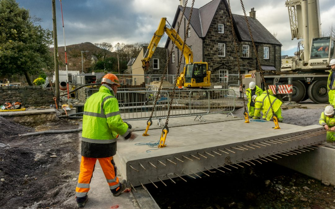 Pont Ddol – Llanberis Flood Alleviation Scheme