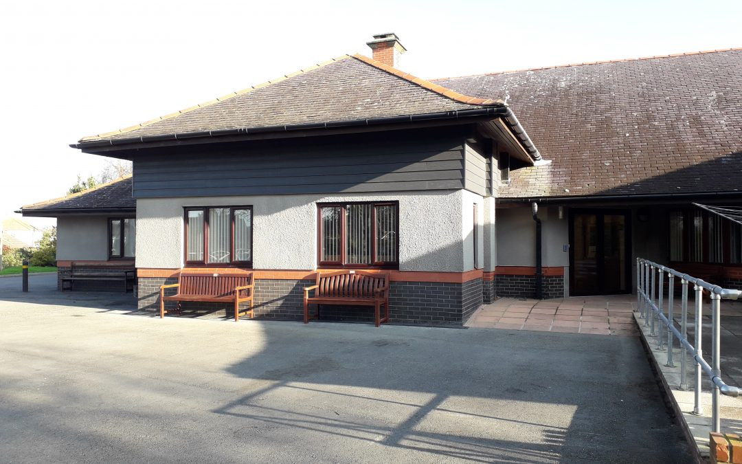 Llys Cadfan, Multi-purpose Care Unit and Day Care Centre
