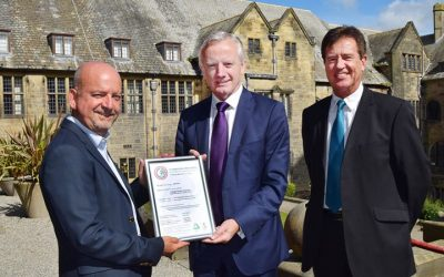 Green Dragon Award for Bangor University