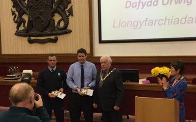 Dafydd Orwig Memorial Award