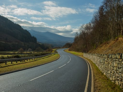 A470 Gelligemlyn Improvements