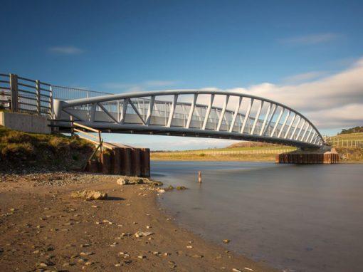 Tonfanau Equestrian Bridge