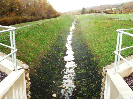 Tal-y-Bont Flood Alleviation