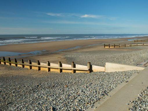Tywyn Coastal Defence